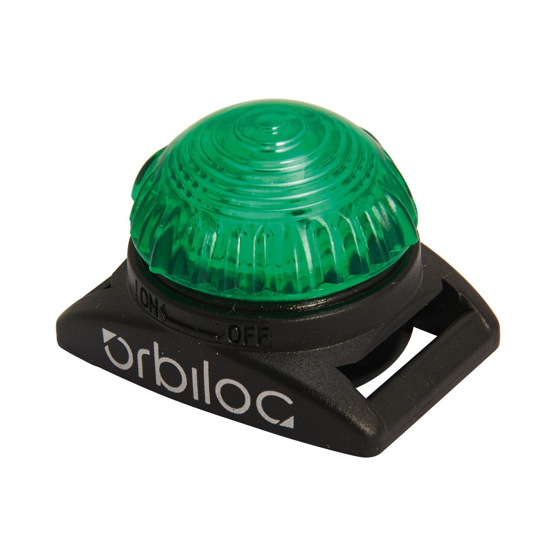 Blinklicht Orbiloc Safety Light grün