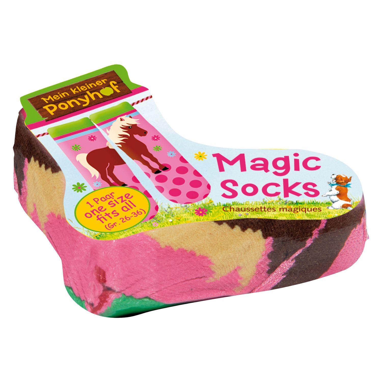 Die Spiegelburg Mein kleiner Ponyhof Magic Socks