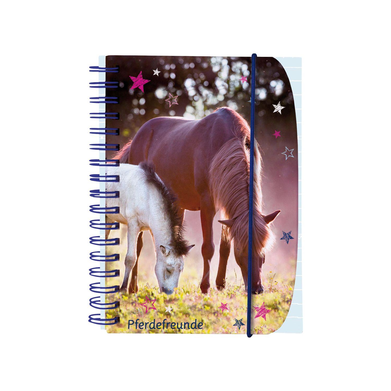 Die Spiegelburg Pferdefreunde Notizbuch