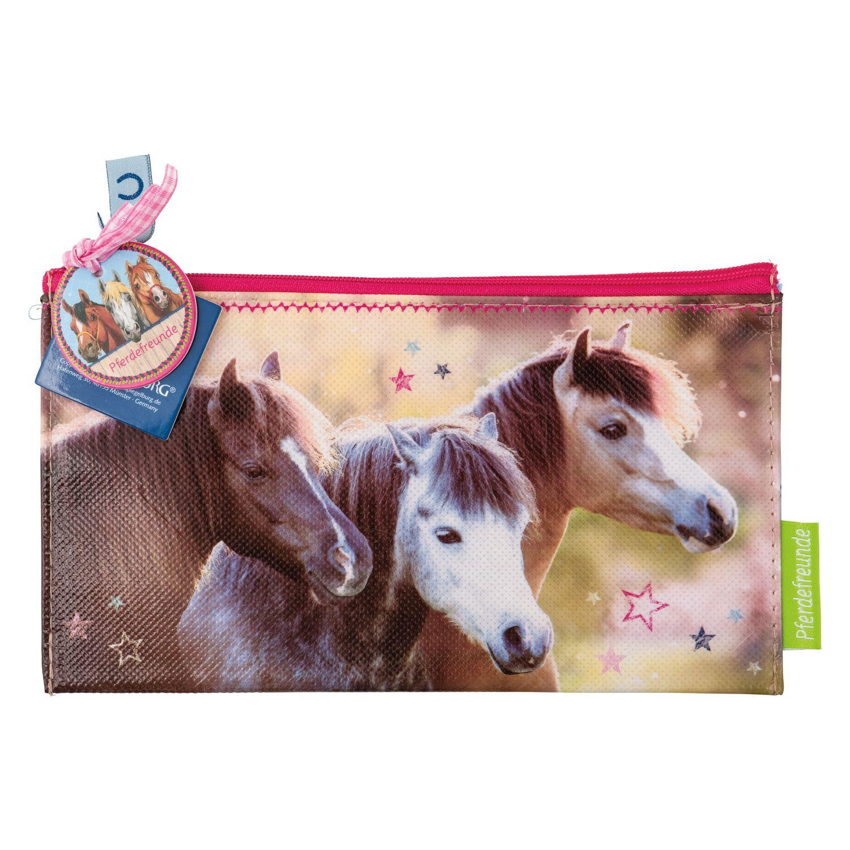 Die Spiegelburg Pferdefreunde Stifte-Etui