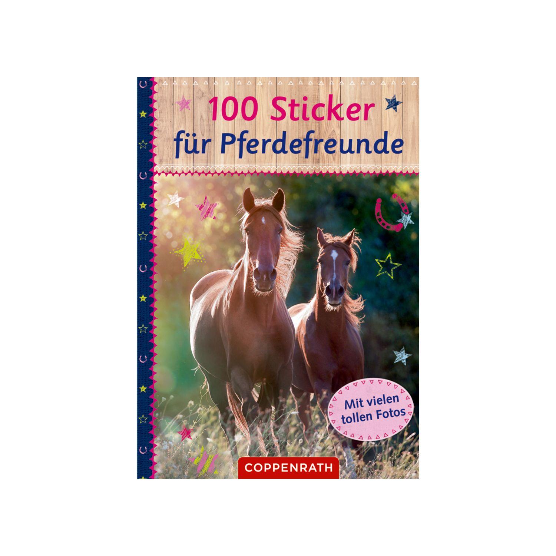 Die Spiegelburg Pferdefreunde Sticker