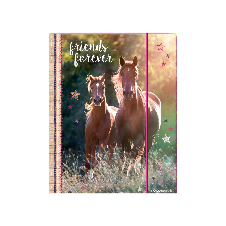 Die Spiegelburg Pferdefreunde Sammelmappe