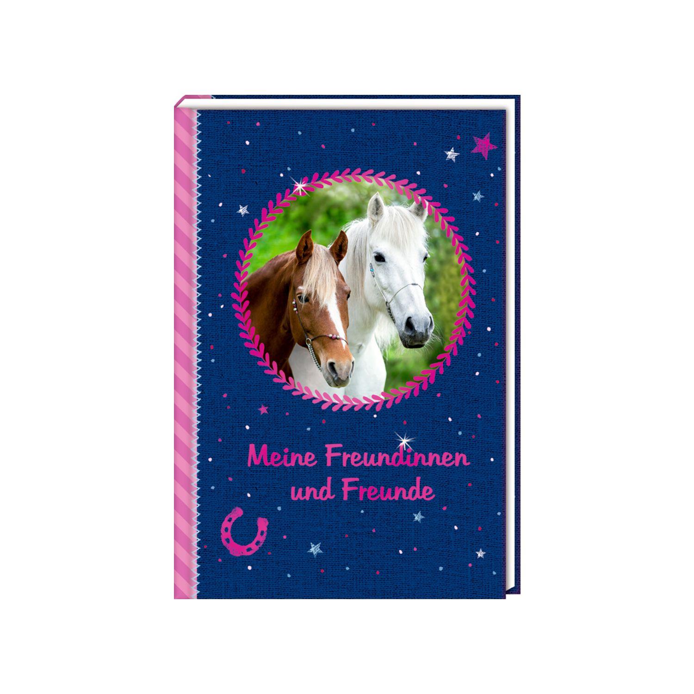 Die Spiegelburg Pferdefreunde Freundebuch