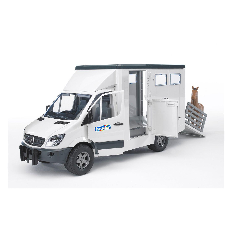bruder Tiertransporter MB Sprinter