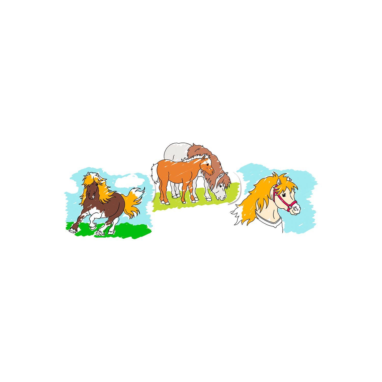 Basteln Malen Geschenke Loesdau Passion Pferdesport