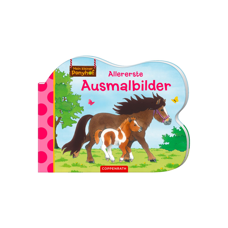 Spielen Basteln Malen Geschenke Loesdau Passion Pferdesport