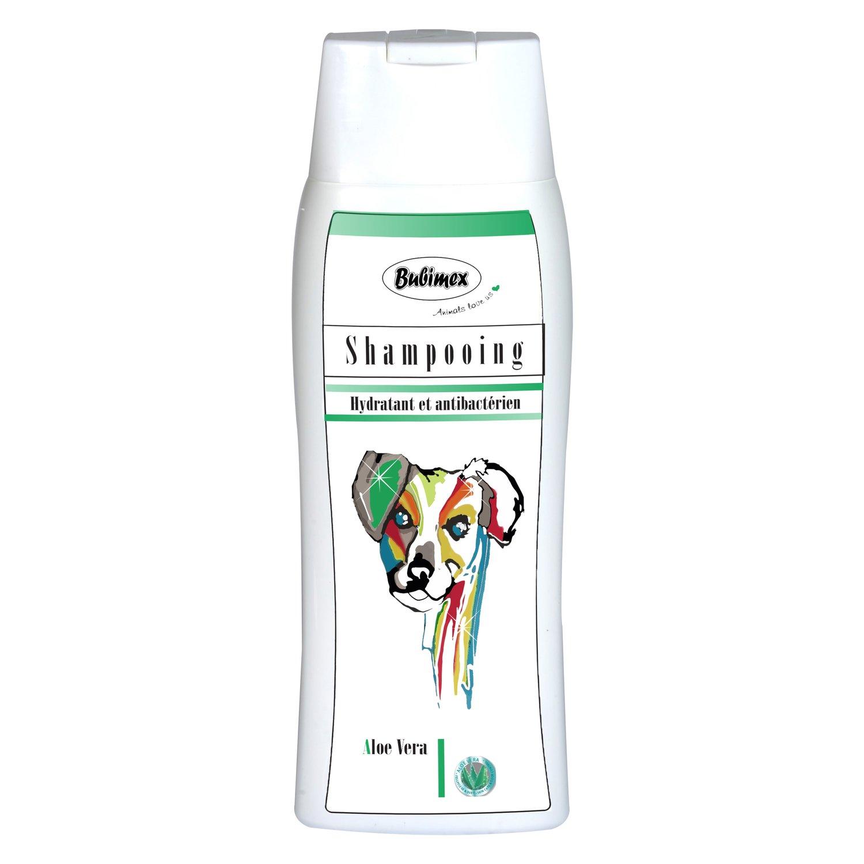 Bubimex Aloe Vera Shampoo 250 ml