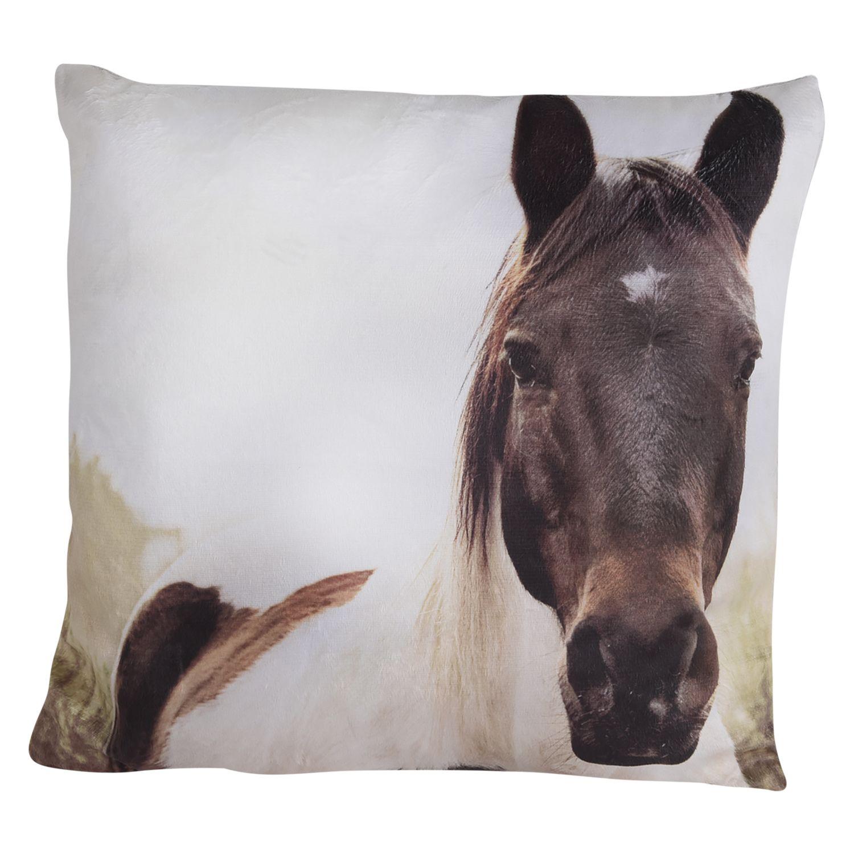 WALDHAUSEN Kissen Pferd