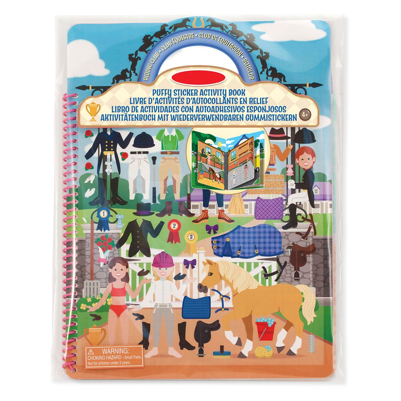 WALDHAUSEN Sticker-Album für Pferdefans