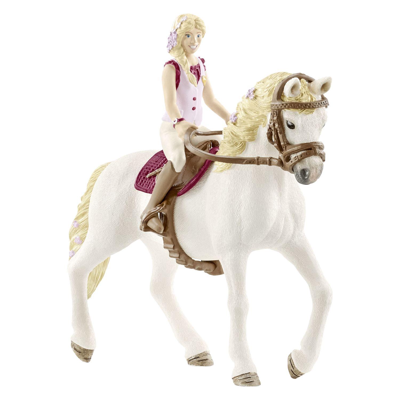 Schleich Horse Club Mädchen und Andalusier Stute
