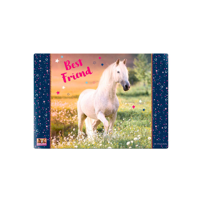 Die Spiegelburg Pferdefreunde Schreibtischauflage Best Friend