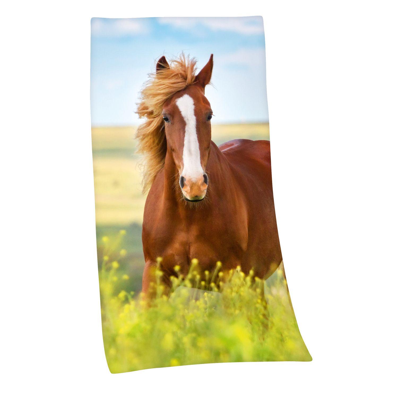 Strandtuch Pferd
