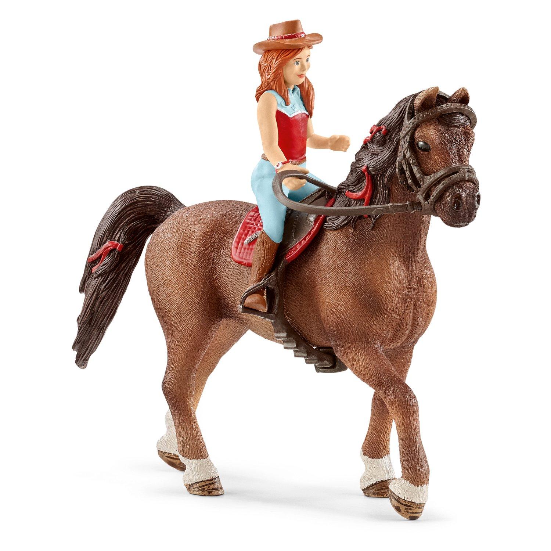 Schleich Horse Club Hannah und Cayenne