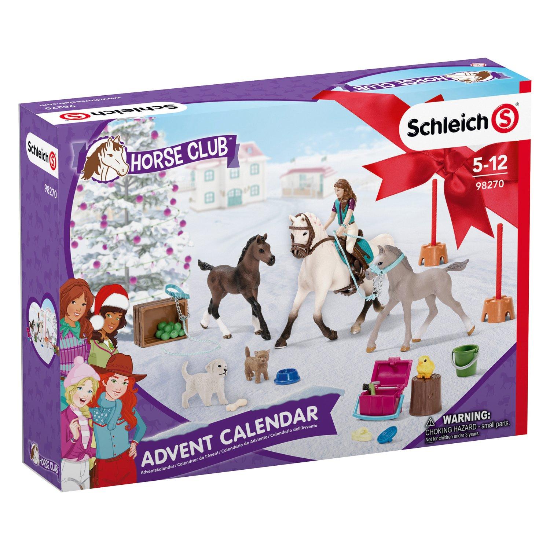 Schleich Horse Club Adventskalender 2021