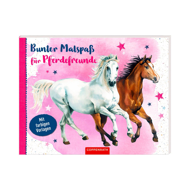 COPPENRATH Bunter Malspaß Pferdefreunde