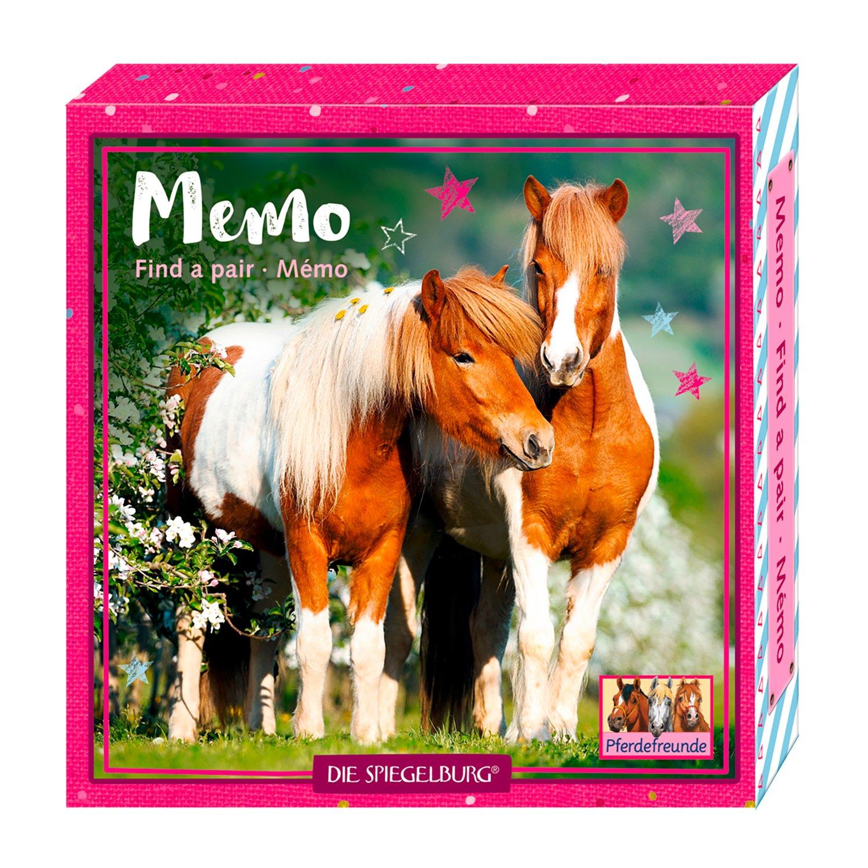 Pferdefreunde Memo