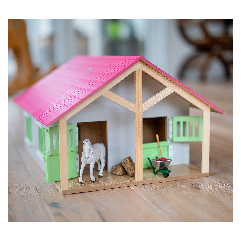Pferdestall mit 2 Boxen und Werkstatt