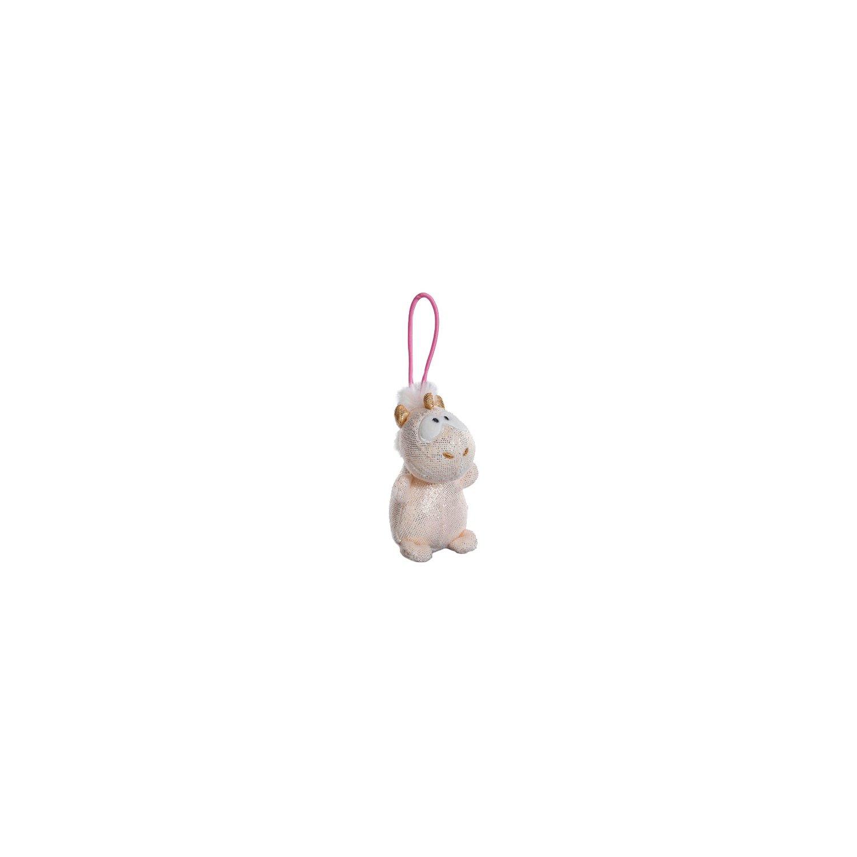 NICI LED Plüsch-Handtaschenlicht Glitzer