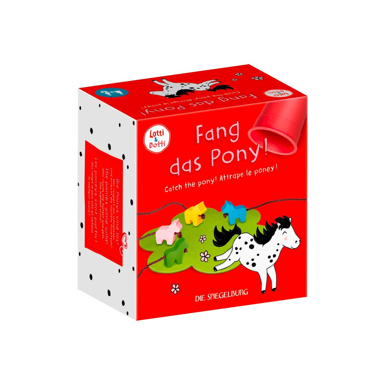 DIE SPIEGELBURG Fang das Pony Lotti & Dotti