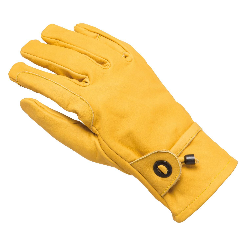 L-pro West Western-Handschuhe gelb | M
