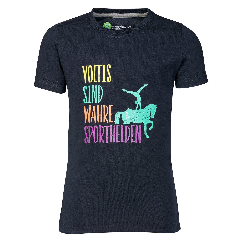 Ute Bächer T-Shirt Wahre Sporthelden