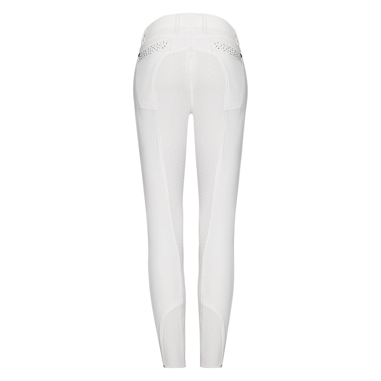Größe 84 weiß Reithose Cavallo Damen