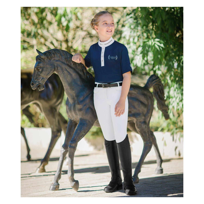 Cavallo Reithose CLEO Grip Dot