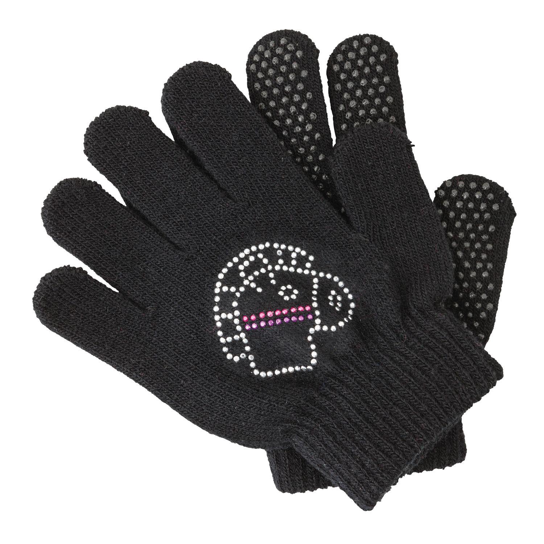 black forest Handschuhe, für Kinder schwarz   Einheitsgröße