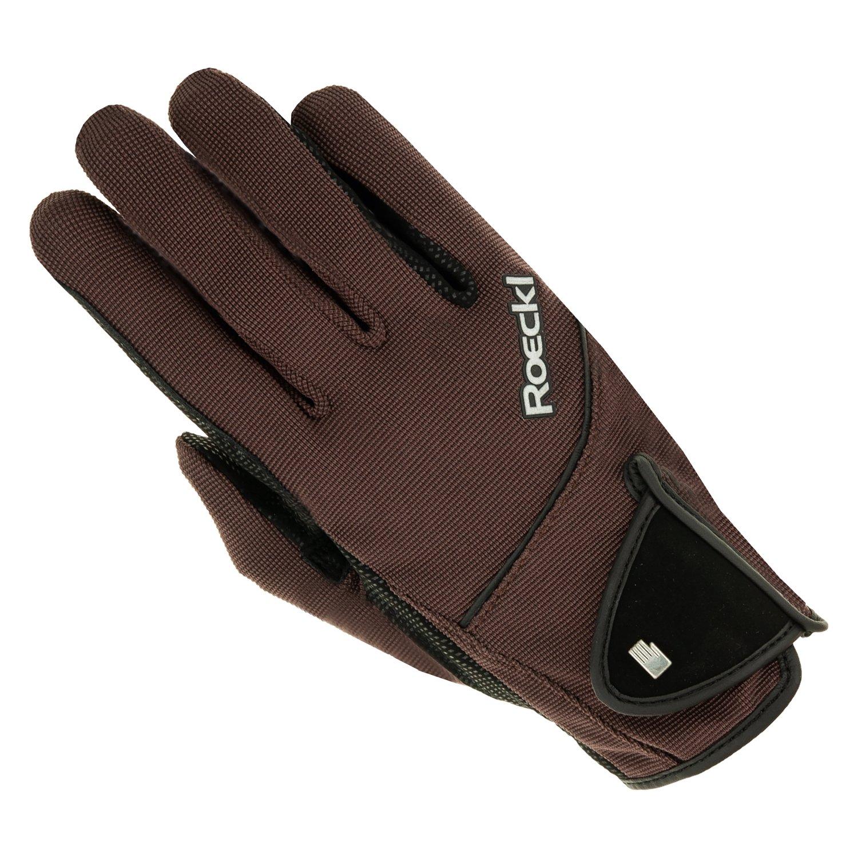 Roeckl Handschuhe Milano Winter braun | 7,0