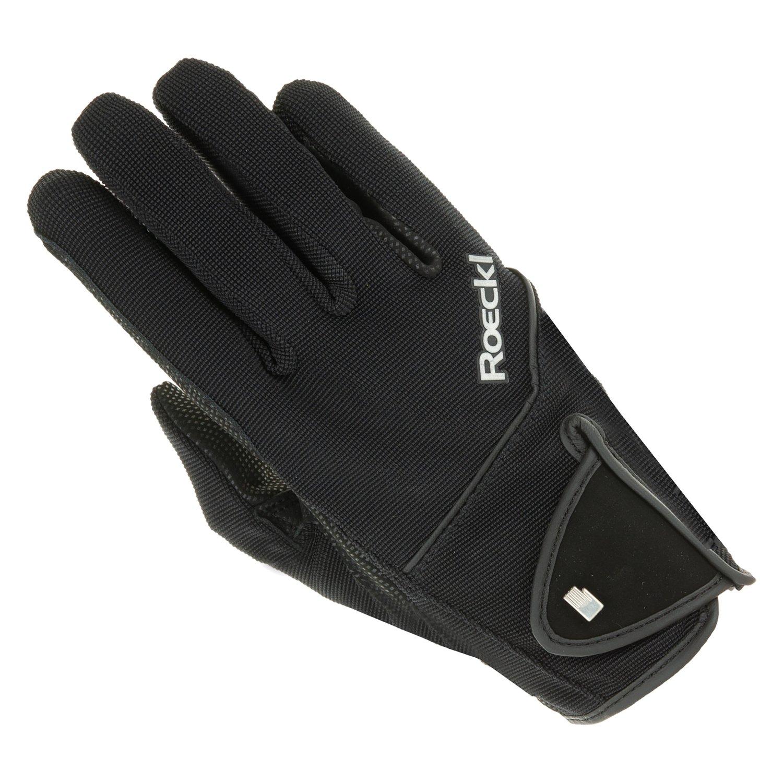 Roeckl Handschuhe Milano Winter schwarz | 8,0