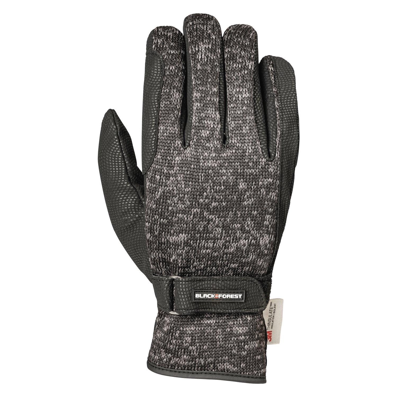 black forest Handschuhe mit Strickfleece