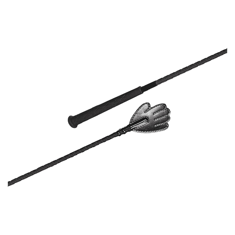 John Webb Reitgerte 'Handy' schwarz | 65 cm