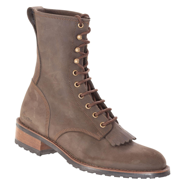L-pro West Lacer-Boot New Denver braun | 45