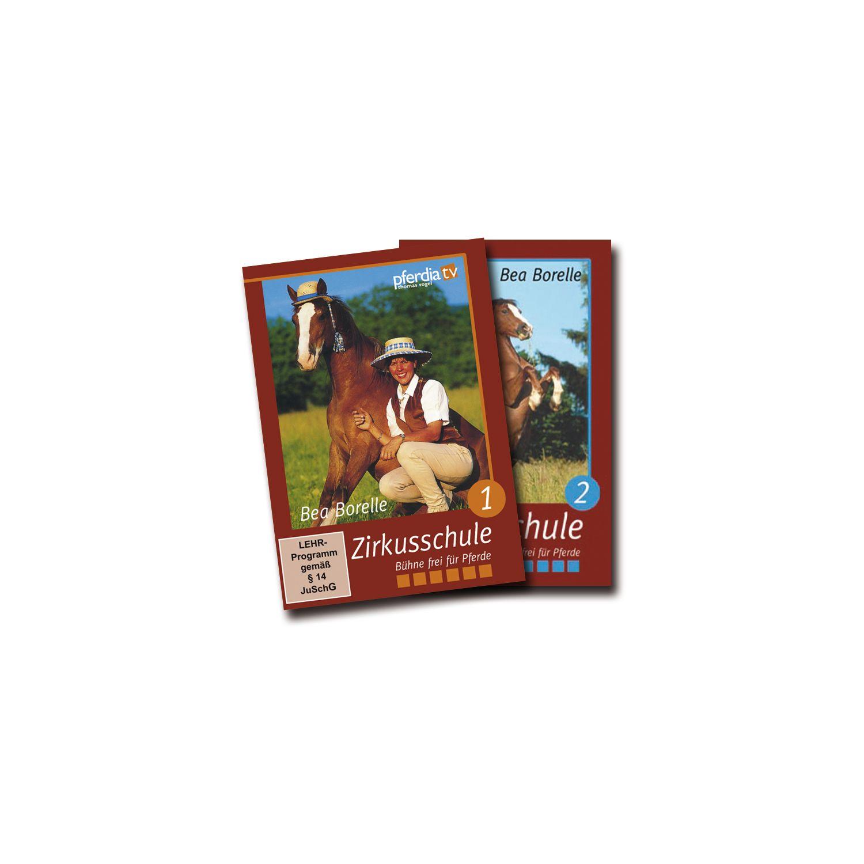 Bea Borelle's Zirkusschule Teil 1 und 2, DVD-Set