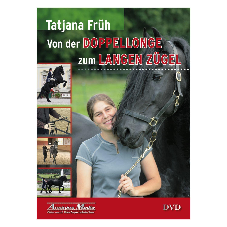 Von der Doppellonge zum Langen Zügel, DVD