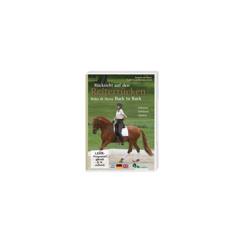 Rücksicht auf den Reiterrücken, DVD