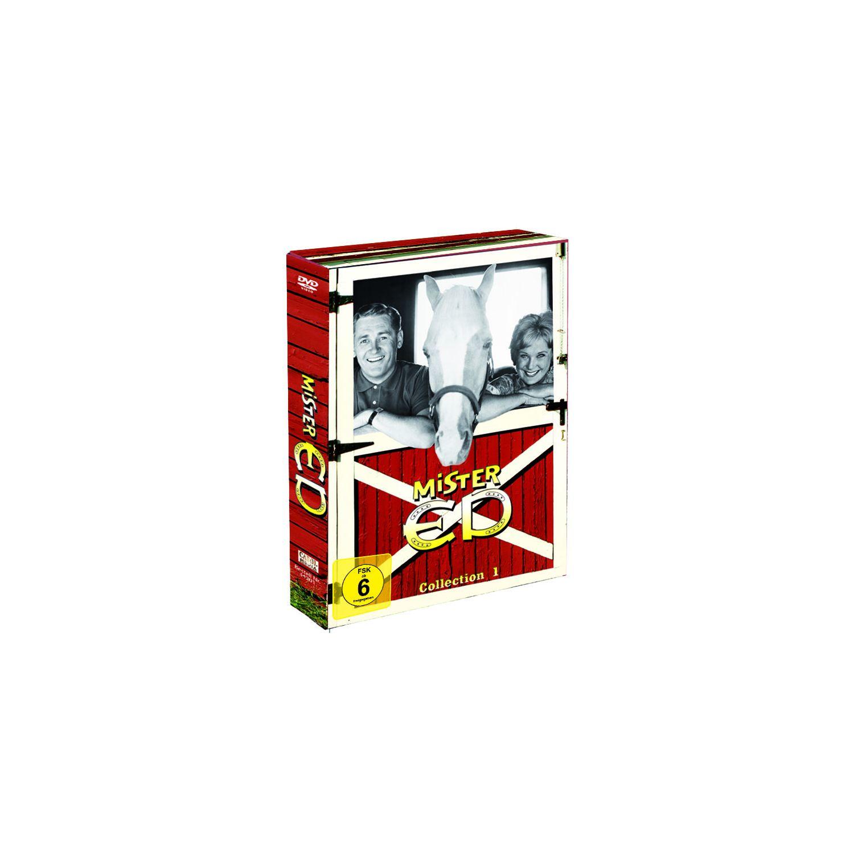Mister ED, DVD Box