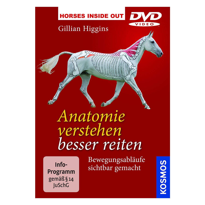 Anatomie verstehen - besser reiten, DVD - Alternative Heilmethoden ...