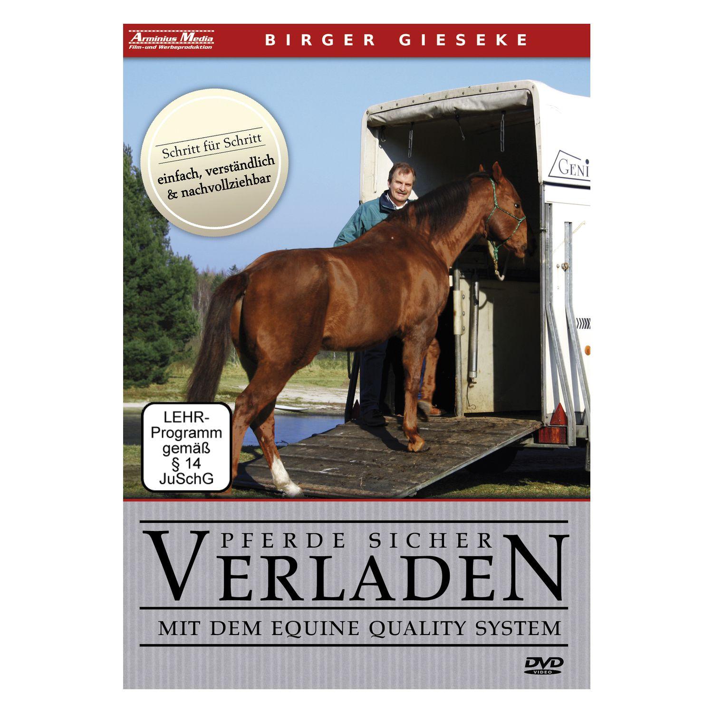 Pferde sicher verladen, DVD