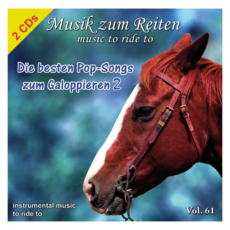 Die besten Pop-Songs zum Galoppieren 2, 2 CDs
