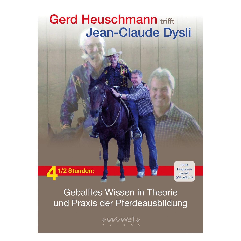 Gerd Heuschmann trifft Jean-Claude Dysli, DVD