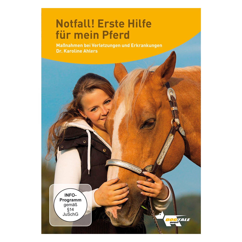 Notfall! Erste Hilfe für mein Pferd, DVD