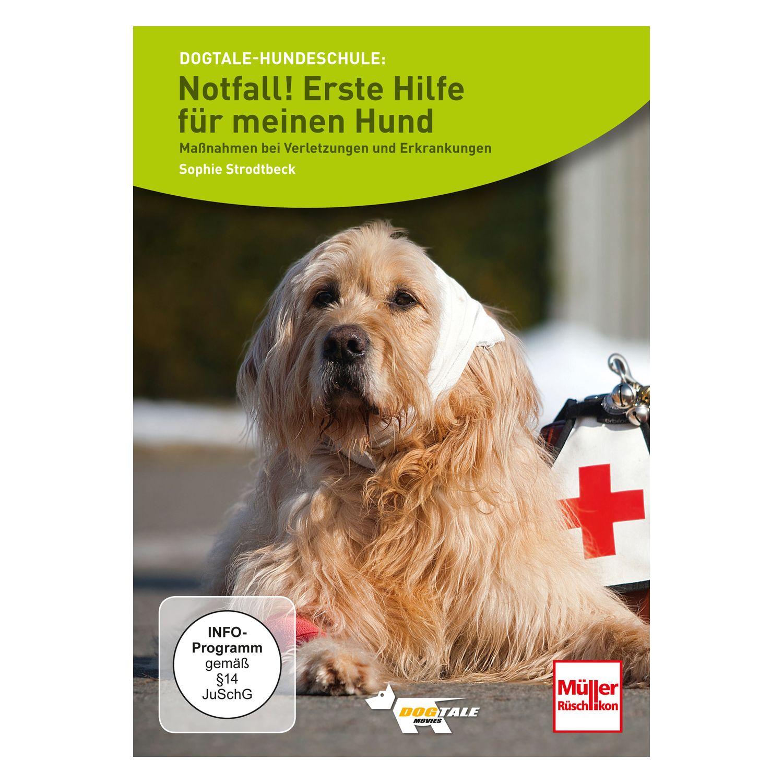 Notfall! Erste Hilfe für meinen Hund, DVD