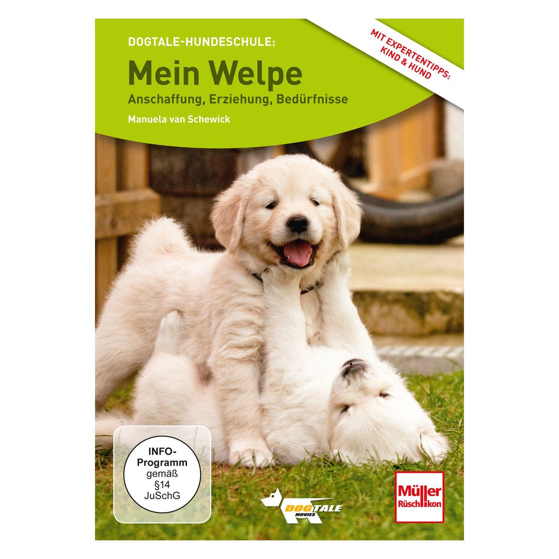 Mein Welpe, DVD