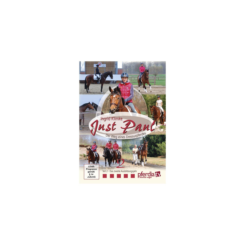 Just Paul - der Weg eines Dressurpferdes, DVD