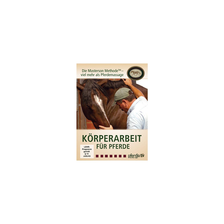 Körperarbeit für Pferde, DVD
