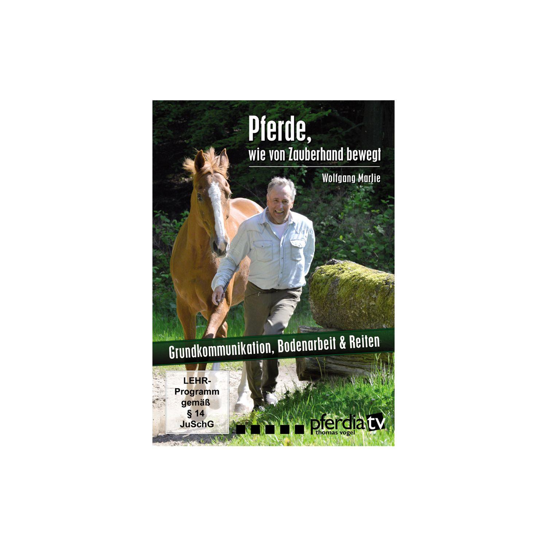 Pferde, wie von Zauberhand bewegt, DVD