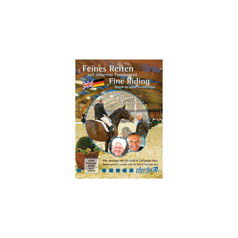 Feines Reiten auf sicherem Fundament, DVD