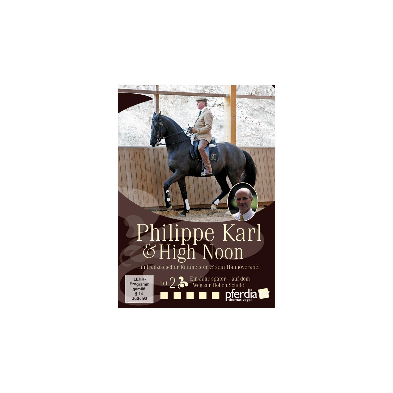 Philippe Karl & High Noon - Teil 2, DVD