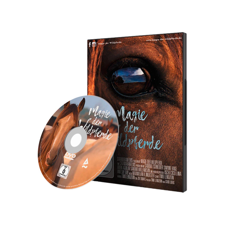 Magie der Wildpferde, DVD